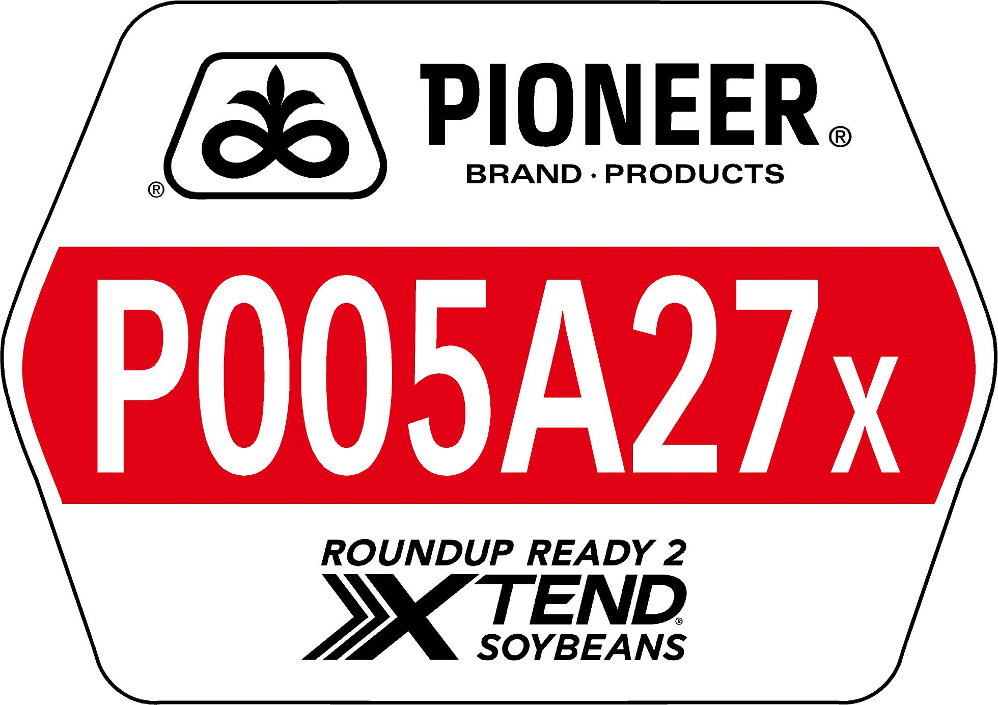 Seed - Pioneer - Soybeans - P005A27X